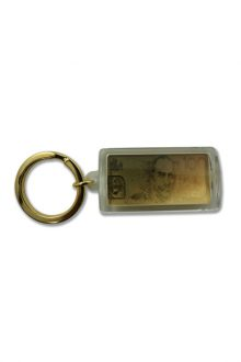 Gold Australian $100 Note Men's or Ladies' keyring