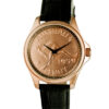 Rose Gold Australian Kangaroo Penny Men's or Women's Coin watch